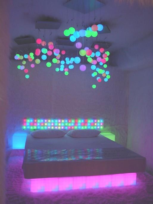 produkte led bett. Black Bedroom Furniture Sets. Home Design Ideas
